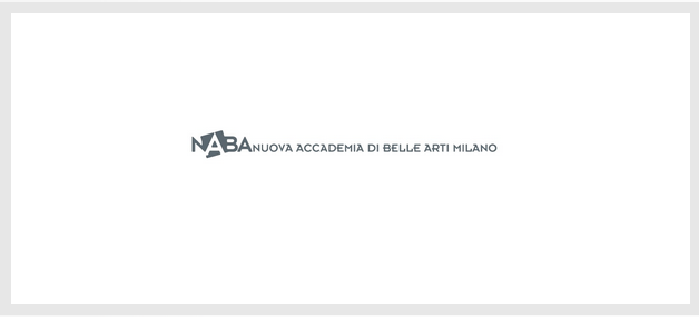 NABA Nuova Accademia di Belle Arti Italya da Egitim